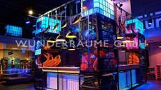 Bar Industrial - WUNDERRÄUME GmbH vermietet: Dekoration/Kulisse für Event, Messe, Veranstaltung, Incentive, Mitarbeiterfest, Firmenjubiläum