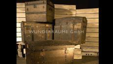 Historische Reise-/Schatztruhen 04 - WUNDERRÄUME GmbH vermietet: Dekoration/Kulisse für Event, Messe, Veranstaltung, Incentive, Mitarbeiterfest, Firmenjubiläum