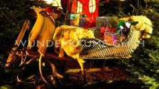 """Märchenhaus """"Weihnachtsmann"""" - WUNDERRÄUME GmbH vermietet: Dekoration/Kulisse für Event, Messe, Veranstaltung, Incentive, Mitarbeiterfest, Firmenjubiläum"""