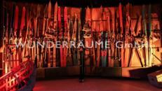 """Raumteiler """"Skiwand"""" - WUNDERRÄUME GmbH vermietet: Dekoration/Kulisse für Event, Messe, Veranstaltung, Incentive, Mitarbeiterfest, Firmenjubiläum"""