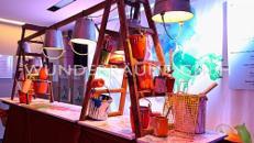 Farben-Bar - WUNDERRÄUME GmbH vermietet: Dekoration/Kulisse für Event, Messe, Veranstaltung, Incentive, Mitarbeiterfest, Firmenjubiläum