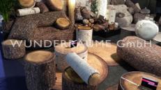 """Lounge-Set """"Eiche"""" - WUNDERRÄUME GmbH vermietet: Dekoration/Kulisse für Event, Messe, Veranstaltung, Incentive, Mitarbeiterfest, Firmenjubiläum"""
