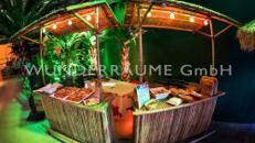 Bambus-Bar - WUNDERRÄUME GmbH vermietet: Dekoration/Kulisse für Event, Messe, Veranstaltung, Incentive, Mitarbeiterfest, Firmenjubiläum