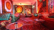 Oriental Lounge 2 - WUNDERRÄUME GmbH vermietet: Dekoration/Kulisse für Event, Messe, Veranstaltung, Incentive, Mitarbeiterfest, Firmenjubiläum