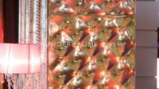 Reliefwände gold - WUNDERRÄUME GmbH vermietet: Dekoration/Kulisse für Event, Messe, Veranstaltung, Incentive, Mitarbeiterfest, Firmenjubiläum