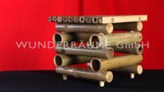 Dekohocker Bambus - WUNDERRÄUME GmbH vermietet: Dekoration/Kulisse für Event, Messe, Veranstaltung, Incentive, Mitarbeiterfest, Firmenjubiläum