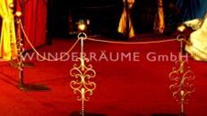 Tensator nostalgisch - WUNDERRÄUME GmbH vermietet: Dekoration/Kulisse für Event, Messe, Veranstaltung, Incentive, Mitarbeiterfest, Firmenjubiläum