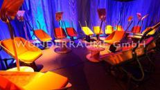 """Sessel """"Industrial"""" - WUNDERRÄUME GmbH vermietet: Dekoration/Kulisse für Event, Messe, Veranstaltung, Incentive, Mitarbeiterfest, Firmenjubiläum"""
