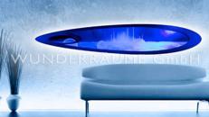 Designer-/Kunstrahmen Ocean - WUNDERRÄUME GmbH vermietet: Dekoration/Kulisse für Event, Messe, Veranstaltung, Incentive, Mitarbeiterfest, Firmenjubiläum