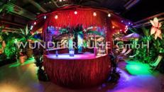 Beach-Bar - WUNDERRÄUME GmbH vermietet: Dekoration/Kulisse für Event, Messe, Veranstaltung, Incentive, Mitarbeiterfest, Firmenjubiläum