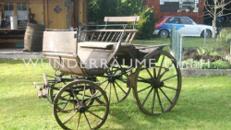 nostalgische Kutsche - WUNDERRÄUME GmbH vermietet: Dekoration/Kulisse für Event, Messe, Veranstaltung, Incentive, Mitarbeiterfest, Firmenjubiläum