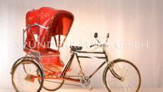 20x Rikscha;  Original  und  fahrtüchtig! WUNDERRÄUME GmbH vermietet: Dekoration/Kulisse für Event, Messe, Veranstaltung, Incentive, Mitarbeiterfest, Firmenjubiläum