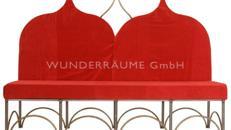 orientalisches Designsofa - WUNDERRÄUME GMBH vermietet: Dekoration/Kulisse für Event, Messe, Veranstaltung, Incentive, Mitarbeiterfest, Firmenjubiläum