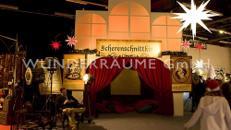 Scherenschnittkino - WUNDERRÄUME GmbH vermietet: Dekoration/Kulisse für Event, Messe, Veranstaltung, Incentive, Mitarbeiterfest, Firmenjubiläum