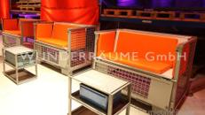 """Sofa """"Industrial"""" - WUNDERRÄUME GmbH vermietet: Dekoration/Kulisse für Event, Messe, Veranstaltung, Incentive, Mitarbeiterfest, Firmenjubiläum"""