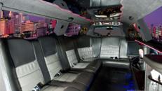 Limousinenservice Super Stretchlimousine für Hochzeiten, JGA und Parties