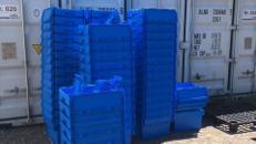 Umzugskiste wie Umzugskartons nur stabiler, wassergeschützt, umweltfreundlich da wiederverwendbar - zum Mieten