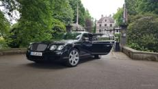 Bentley Flying Spur mit Chauffeur