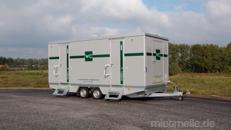 Toilettenwagen XLplus / Event Toiletten