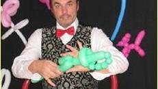 Zauberer ZINOs Ballonshow