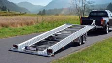 Autotransportanhänger, Autotransporter, PKW-Transporter, Autotrailer