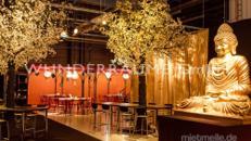 Kirschblüten-Baum L, weiß - WUNDERRÄUME GmbH vermietet: Dekoration/Kulisse für Event, Messe, Veranstaltung, Incentive, Mitarbeiterfest, Firmenjubiläum