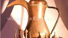 Orientalisches Teekannenset - WUNDERRÄUME GmbH vermietet: Dekoration/Kulisse für Event, Messe, Veranstaltung, Incentive, Mitarbeiterfest, Firmenjubiläum