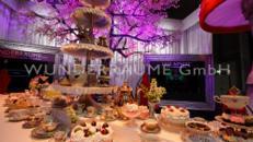 """Kaffeetafel """"Alice"""" - WUNDERRÄUME GmbH vermietet: Dekoration/Kulisse für Event, Messe, Veranstaltung, Incentive, Mitarbeiterfest, Firmenjubiläum"""