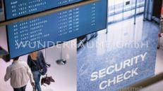 Banner Flughafen - WUNDERRÄUME GmbH vermietet: Dekoration/Kulisse für Event, Messe, Veranstaltung, Incentive, Mitarbeiterfest, Firmenjubiläum