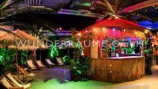 Südamerika-Lounge - WUNDERRÄUME GmbH vermietet: Dekoration/Kulisse für Event, Messe, Veranstaltung, Incentive, Mitarbeiterfest, Firmenjubiläum