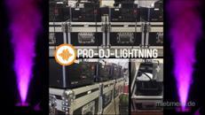 Verleih Nebelmaschine - Pyro Fogger von DJ Power mieten Vertikalnebelmaschine, Geysir, Hazer, CO2 Effekt
