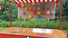 Ballon Spicker Stand mieten