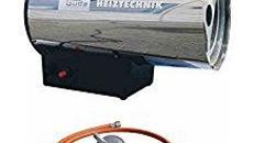 Heizkanone - Heizstrahler 10KW - Gaskanone