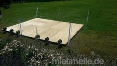 Tanzboden - Zeltboden - Holzboden
