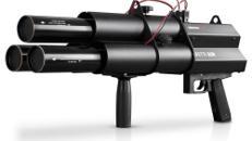 Konfettikanone - Gun - Konfettishooter - Confettigun - Konfettigun