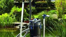 Teichschlammsauger VAc 4  versand Bundesweit