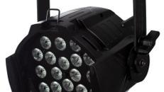 RGB LED Scheinwerfer Ignition Studio PAR Platinum 20 x 3W, Lüfterlos. Auch als Lichteffekt hervorragend geeignet.