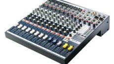 Mischpult Soundcraft EFX-8