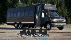 Partybus Köln mieten >> Partybus-NRW.com