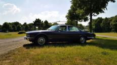 Jaguar XJ-6 Oldtimer, Limousine, zum selber fahren, ohne Chauffeur, perfektes Hochzeitsauto, Filmaufnahmen, Promotion