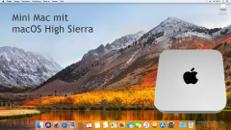 Mac Mini unibody Apple macOS High Sierra minimac macmini - Berlin Hamburg Köln Stuttgart München Leipzig Saarbrücken Duisburg Hannover Bremen Frankfurt