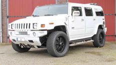 Hochzeitsauto: Hummer H2 / Chauffeur auf Anfrage
