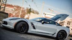 Hochzeitsauto: Corvette C7 Grand Sport Carbon 65