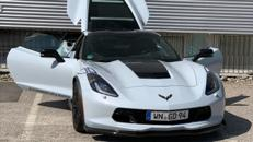 Corvette C7 Grand Sport Carbon 65