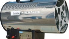 Heizkanone 22-35 KW regelbar - Heizgebläse - Heiztstrahler