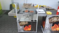 Grillstation ~ Gasgrill ~ Grill