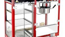 Popcornmaschine Profi, inkl. Auslage, inkl. 200 Portionen