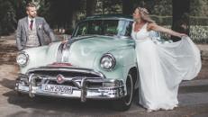 Hochzeitsauto, Brautauto, Oldtimer, Cadillac, Chieftain mieten