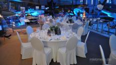 Gala-Tisch rund 150cm (max. 8 Personen)
