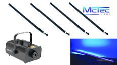 UV Licht Schwarzlicht Lichtanlage Lichttechnik Nebelmaschine